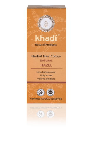 Khadi | Herbal Hair Colour | Natural Hazel