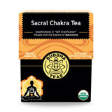 Organic Sacral Chakra Tea - Sattvic Health Store  - An Ayurveda Products Store for Australia