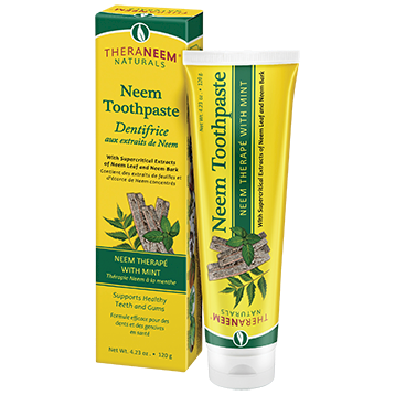 Neem Therapé with Mint toothpaste | 120gm