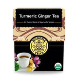 Organic Turmeric Ginger Tea - Sattvic Health Store  - An Ayurveda Products Store for Australia