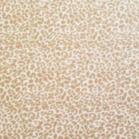 Fashionable Facemasks (Beige Leopard)