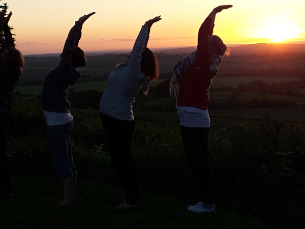 Summer Yoga Retreat 2nd - 4th August 2019