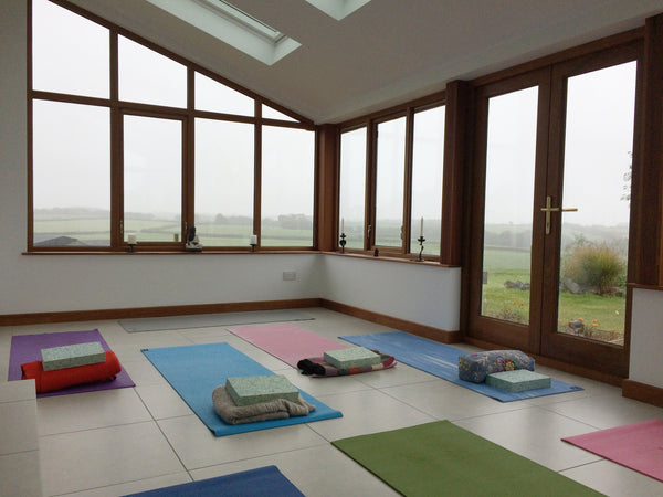 Winter Yoga Retreat, Devon 17th-20th January 2019