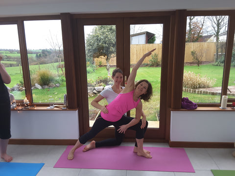 Autumn Yoga Retreat, Devon 22nd -25th November 2018