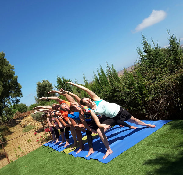 Yoga Holiday in Spain 23rd - 30th October 2021