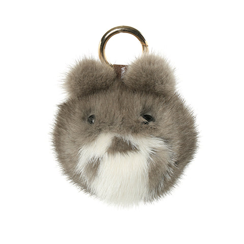 Mink Fur Charm Chinchillas