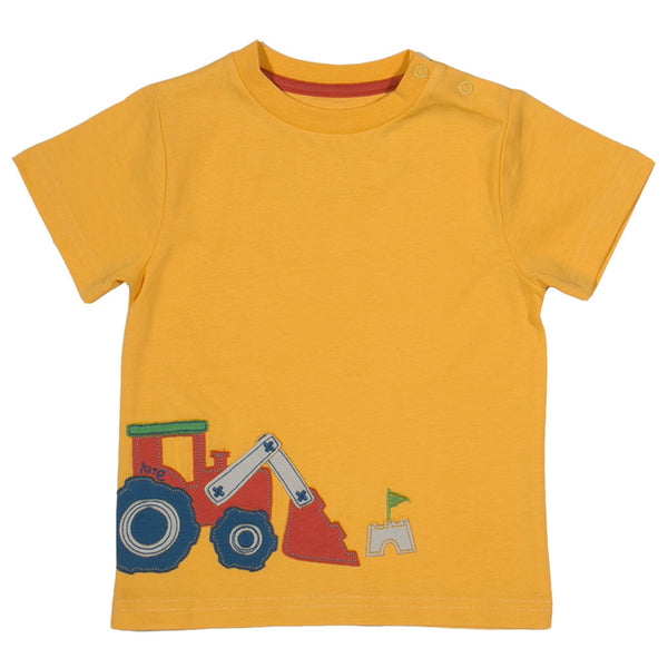 Tractor t-shirt The Little Owls Nest childrens clothing