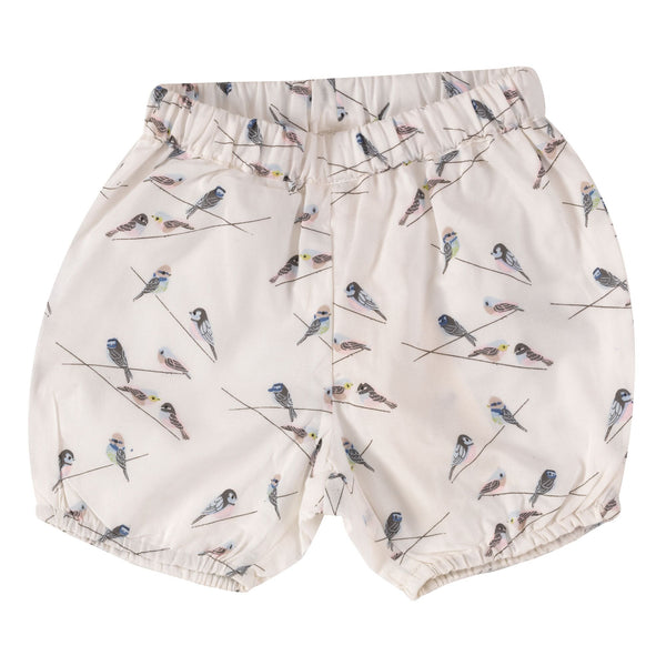 Bird print Bloomers. The Little Owl's Nest Children's Clothing