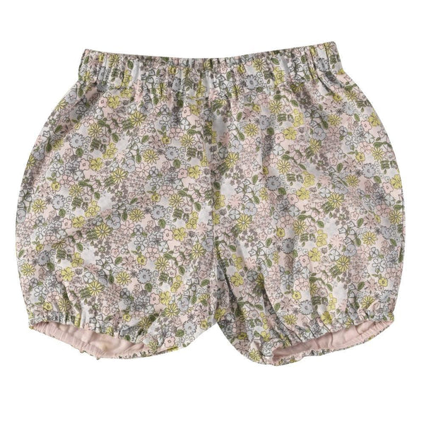 Spring Ditsy Print Bloomers. The Little Owl's Nest Children's Clothing
