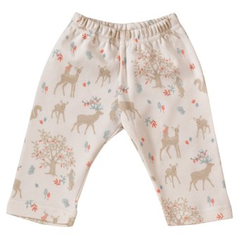 Woodland Winter Leggings. The Little Owl's Nest Children's Clothing