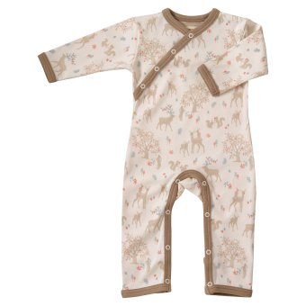 Winter Woodland Romper. The Little Owl's Nest Children's Clothing