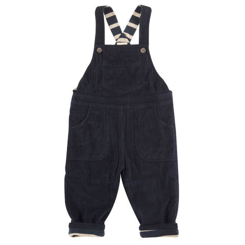 Cord Lined Dungarees