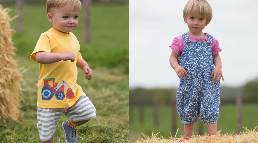 The Little Owl's Nest children's clothing - Kite