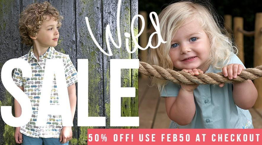 The Little Owl's Nest children's clothing - Pigeon Organics
