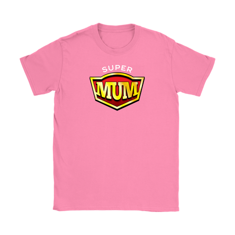 SUPERMUM LOOSE FIT T-SHIRT
