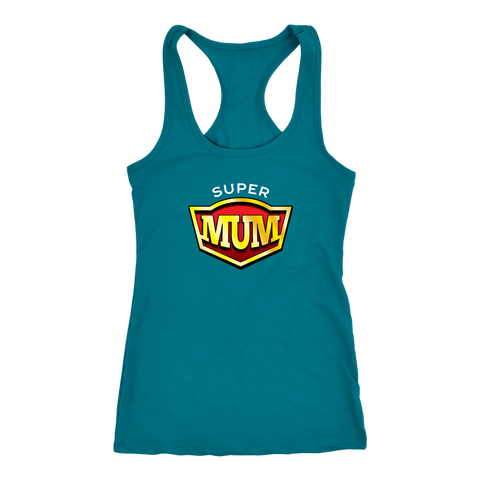 SUPERMUM WORKOUT TOP