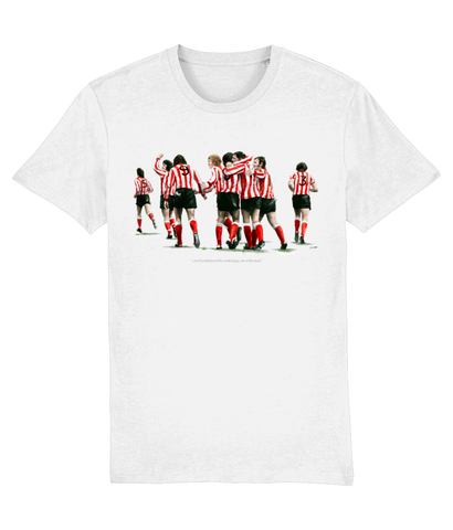 The Underdogs - Sunderland AFC 1973 tribute t-shirt