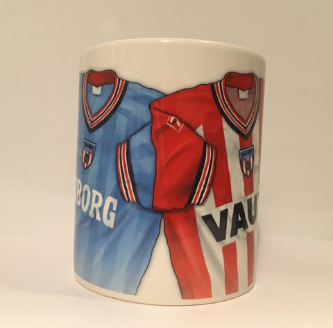 CLEARANCE - SLIGHT SECONDS -  3rd Division Champions (Sunderland AFC) Mug