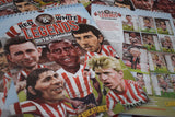 *REDUCED* - Red & White Legends (Sunderland AFC) A4 2018 wall Calendar