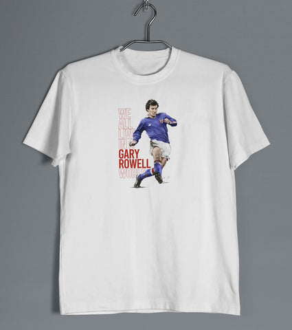 Gary Rowell - 'that hat-trick' - (Sunderland) T-shirt