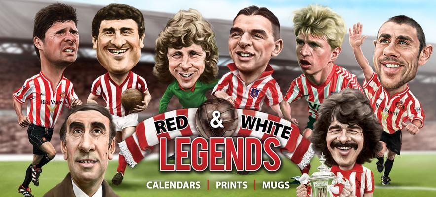 Red and White Legends Sunderland AFC