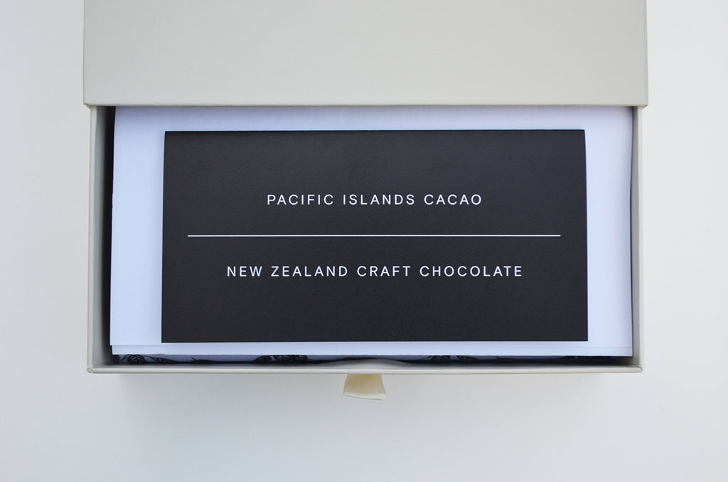 exclusive pacific chocolate box
