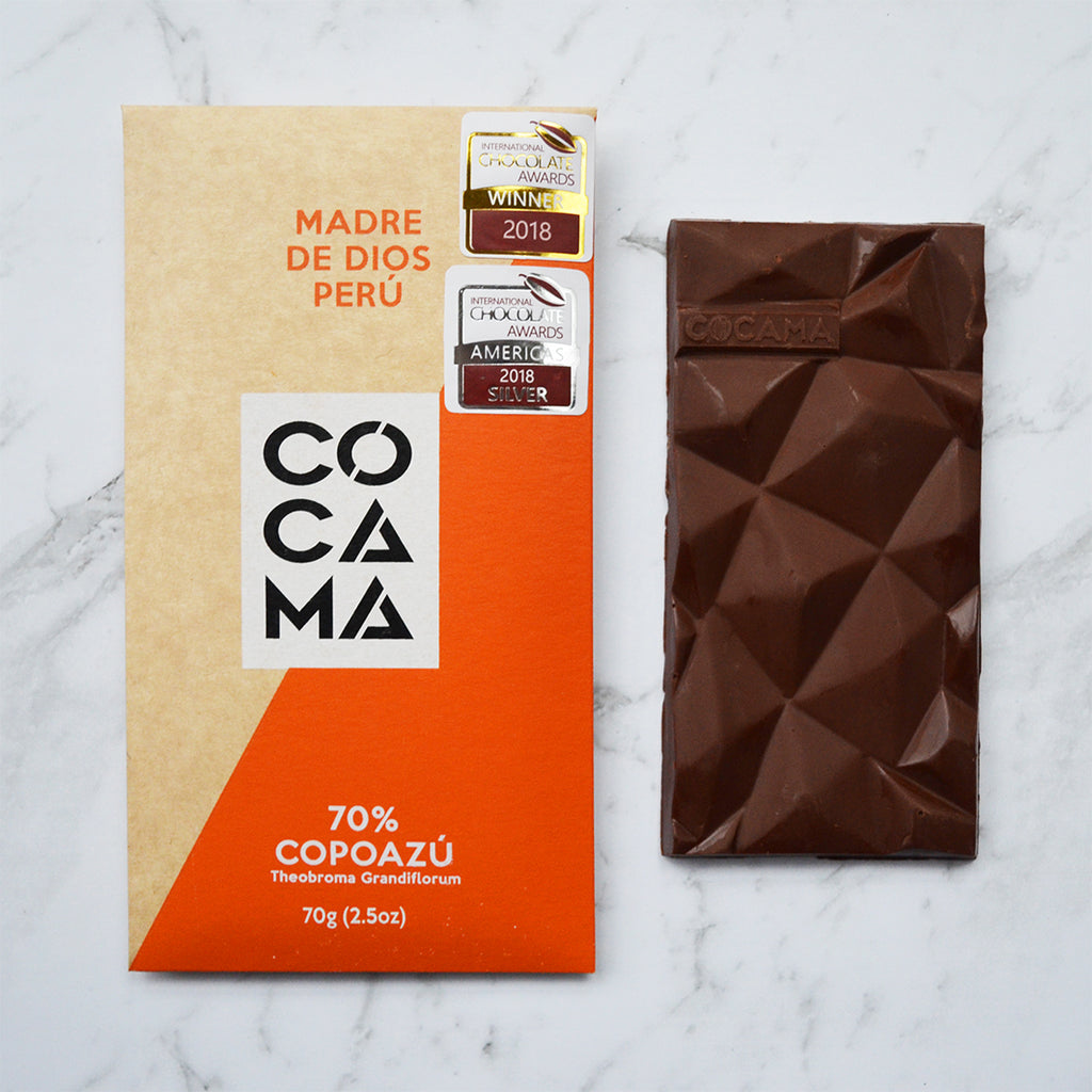 cocama chocolate copoazu