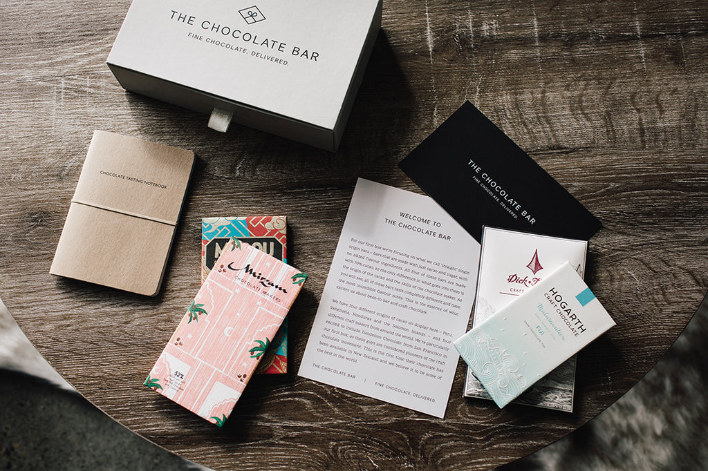 craft chocolate subscription new zealand