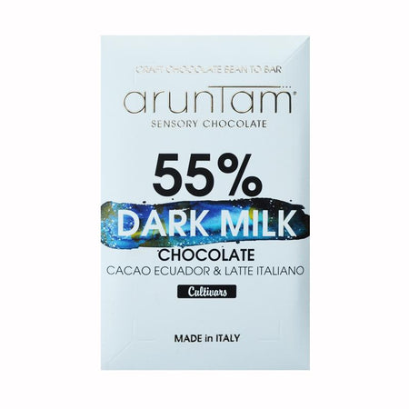 Aruntam Chocolate 55% Ecuador Dark Milk