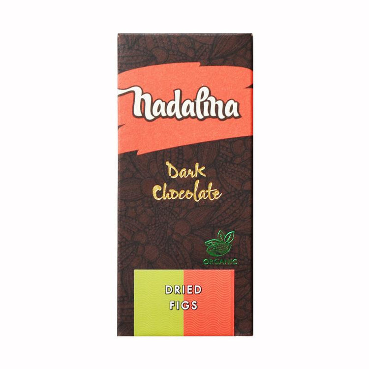 Nadalina Chocolate Dried Figs 65%