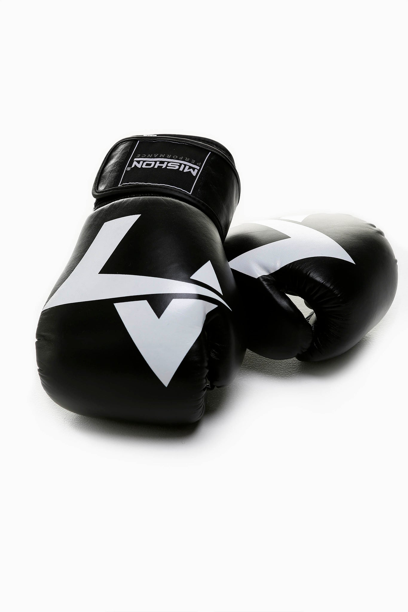 IIEVA Leather Boxing Gloves - Black