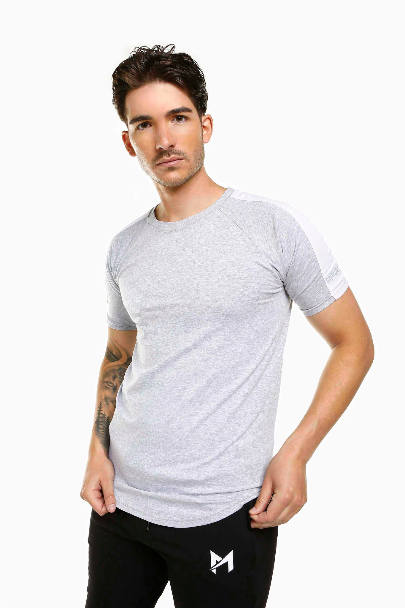 Pursuance Tee - Grey