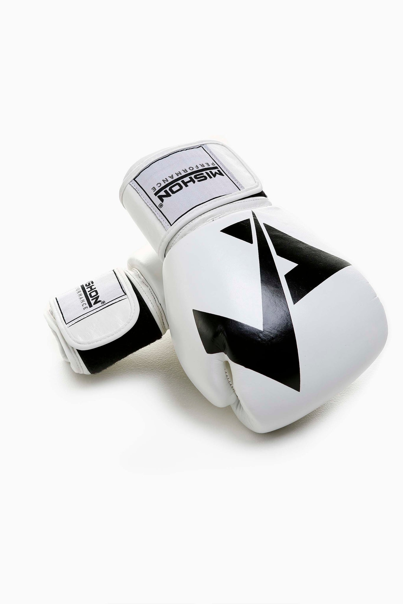 IIEVA Leather Boxing Gloves - White