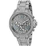 MICHAEL KORS Chronograph Crystal Pave Dial Ladies Watch Item No. MK6317