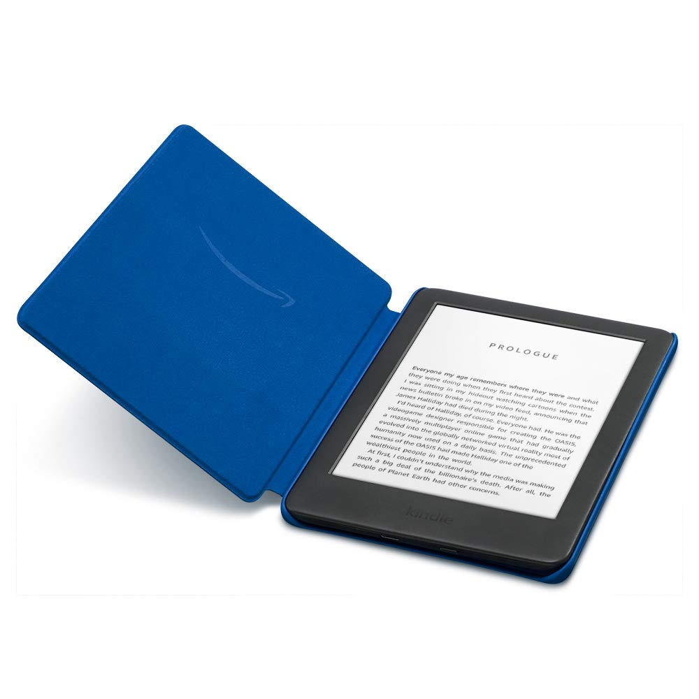 Kindle Fabric Cover - Cobalt Blue (10th Gen - 2019 release onlywill not fit  Kindle Paperwhite or