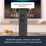 Fire TV Stick with Alexa Voice Remote 2020 release (includes TV controls) | Dolby Atmos audio