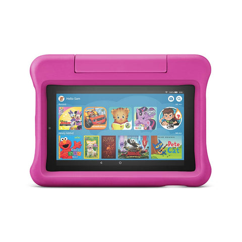 Fire 7 Kids Edition Tablet, 16GB Pink Kids Case 9th generation 2019 release*IN STOCK*