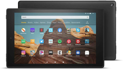 "2019 Release Fire HD 10 Tablet 10.1"" 1080p Full HD display, 32GB, Black 9th generation*IN STOCK*"