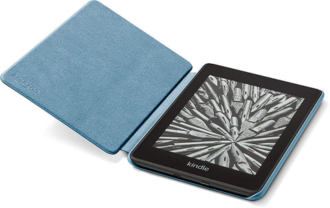 Original Kindle Paperwhite Leather Cover (10th Generation-2018) - Twilight Blue