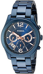 Fossil ES4093 Perfect Boyfriend Ladies Sport Multifunction Stainless Steel Watch
