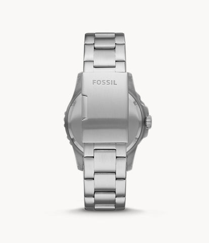 Fossil Men's FB-01 Stainless Steel Casual Quartz Watch FS5652
