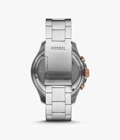 Fossil Men's FB-03 Stainless Steel Casual Quartz Watch FS5768
