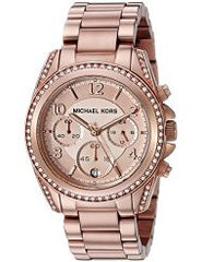 **FREE SHIPPING**Michael Kors  MK5263 Women's Blair Rose Gold-Tone Watch