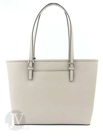 Michael Kors Tote Women's Jet Set Medium Multifunction Tote Cement**FREE SHIPPING IN STOCK**