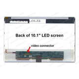 "10.1"" 40 pin LED Laptop Screen - 1280*800 WXGA"