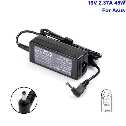45W Asus Generic Power Adapter / Laptop Charger | 19V 2.37A (4.0*1.35)