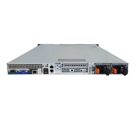"Dell PowerEdge R410  2 x 2.23GHz Quad Core , 16GB RAM, 2 x 500GB 3.5"" SAS Drive Rack Server (Used)"