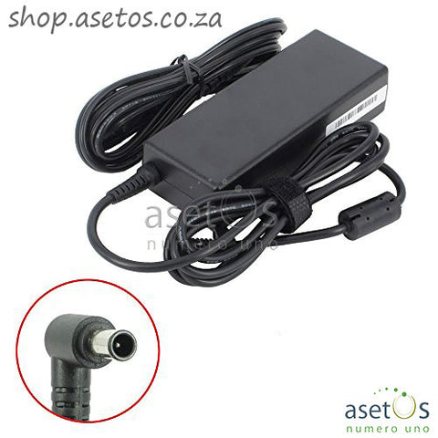 90W Sony Vaio Laptop Charger | 6.5*4.4mm (19V 4.74A)