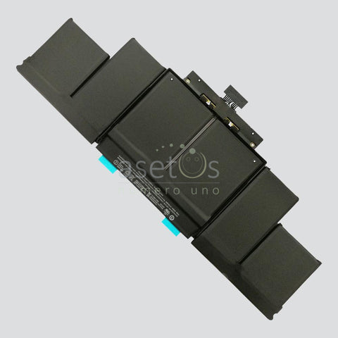 "A1398 Apple MacBook Pro Retina 15"" Replacement Battery. Fits A1398, A1417, A1494 (Late 2013 mid 2014, Mid 2015)"