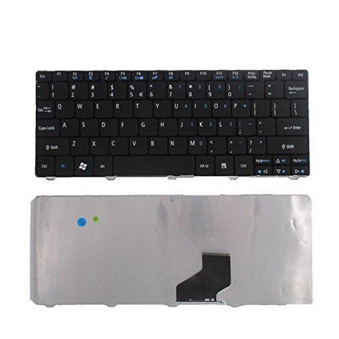 Acer Aspire One D255E D257 D270 NAV50 Laptop Replacement Keyboard - US Layout